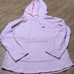 Calvin Klein Women's hoodie size medium light pink